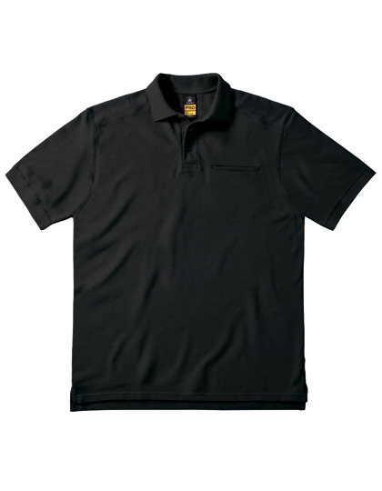 polokošile Skill Pro Polo Black